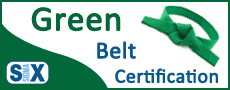 Lean Six Sigma Green Belt Certification